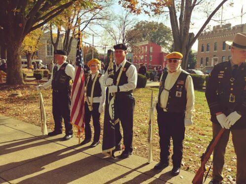 American Legion Veteran's Day Ceremonies Image