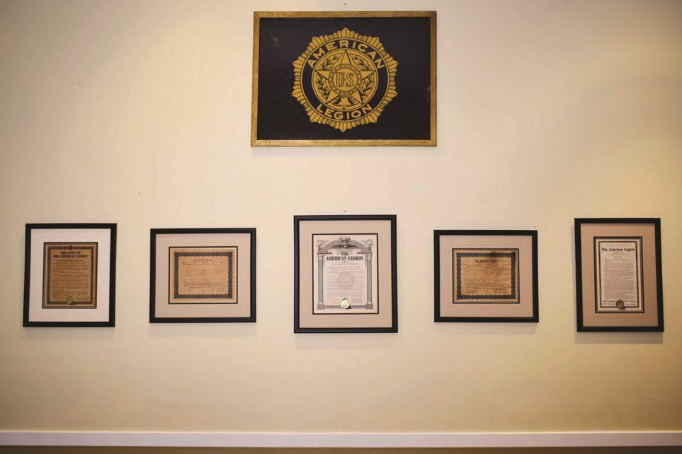 Banquet Hall - Charter Wall Image