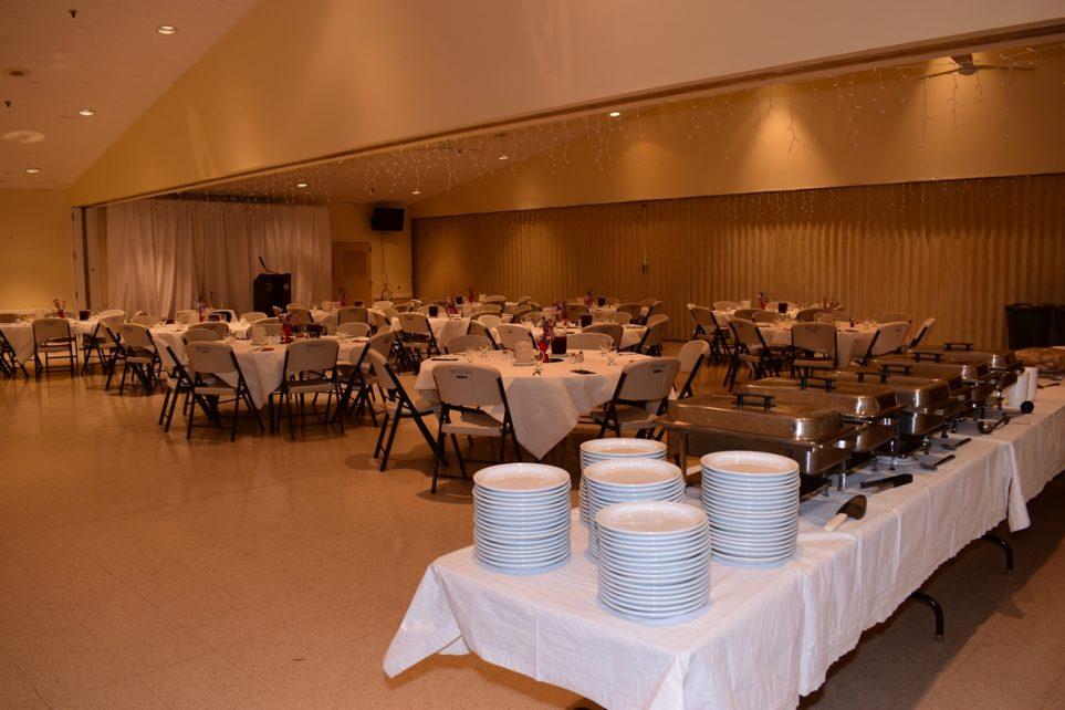 Banquet Hall - Bay 1 & 2 setup Image