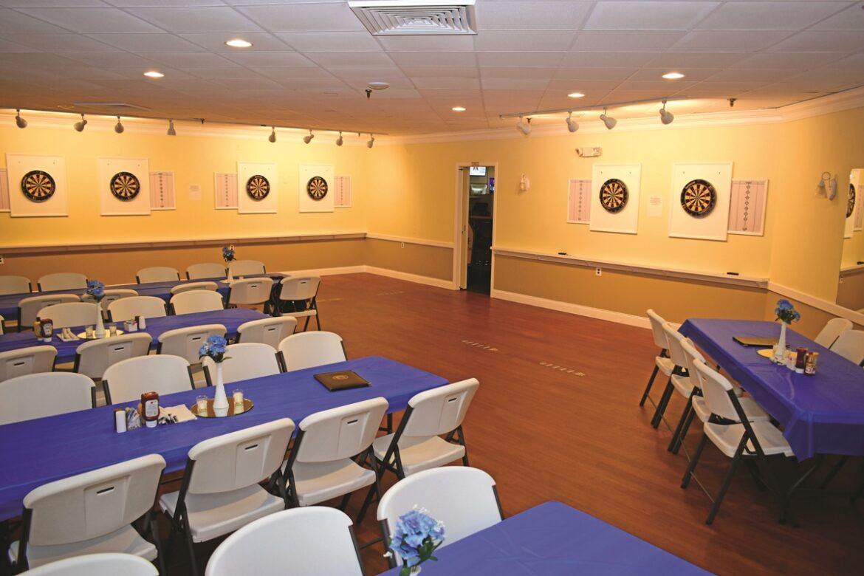 Game Darts Meeting Room Image