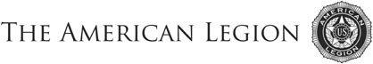 The American Legion Text & Logo Image